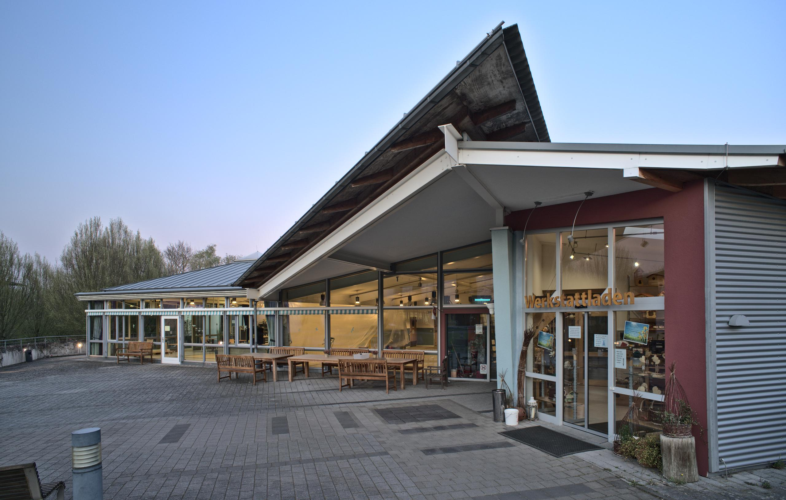 Anne-Frank-Straße WfbM Werkstattladen