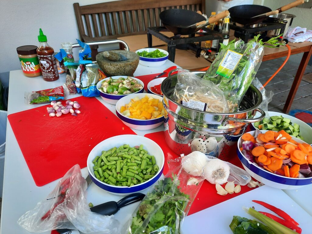 FeelGood Thai Kochen Zutaten Gewürze